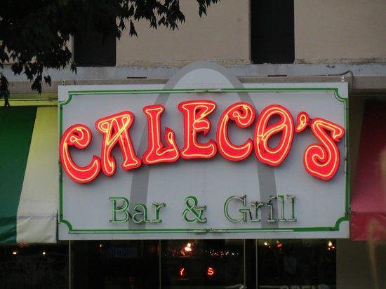Caleco's Restaurants & Bars : Caleco's Bar & Grill.