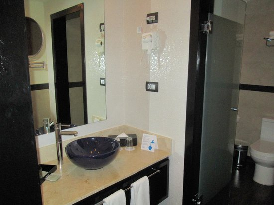 Ocean Maya Royale:                   Bathroom