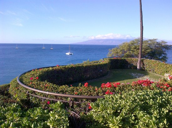 Sheraton Maui Resort & Spa:                   View from the Presidential Suite room 5111