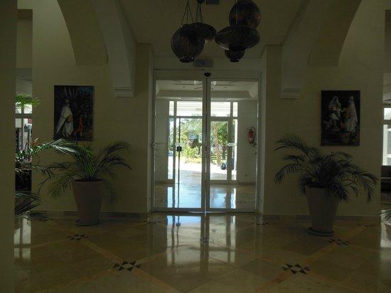 Hotel Meninx: le hall