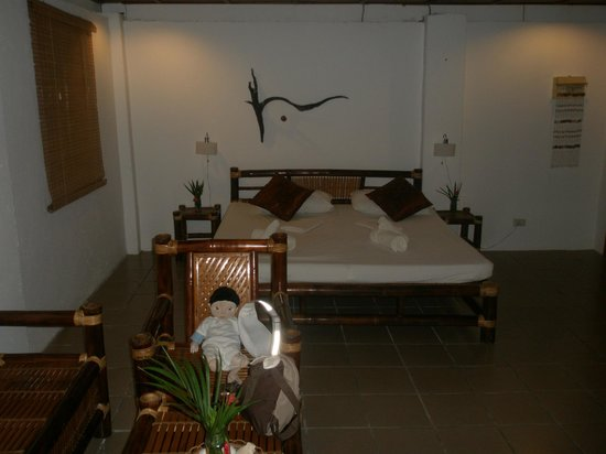 Chindonan Dive Resort: Our room