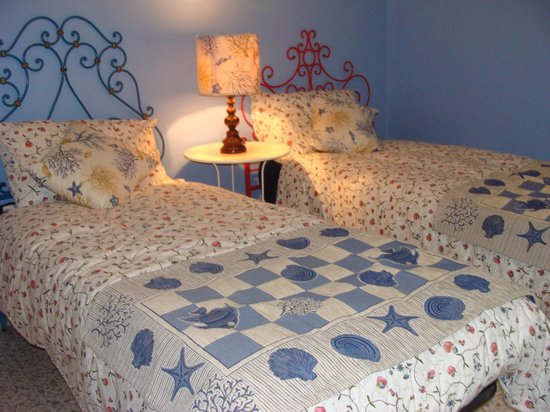 3B Beauty Bed and Breakfast: Stanza Azzurra