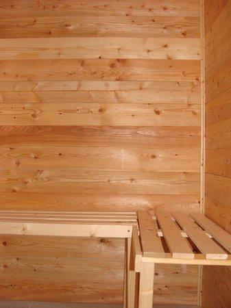 3B Beauty Bed and Breakfast: Sauna