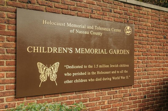 Holocaust Memorial & Tolerance Center of Nassau County: Children's Memorial Garden