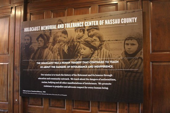 ‪‪Holocaust Memorial & Tolerance Center of Nassau County‬: Holocaust Memorial and Tolerance Center Mission‬