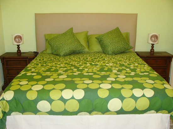 3B Beauty Bed and Breakfast: Stanza Verde