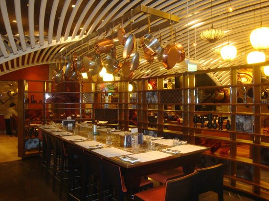 italian restaurant crown casino melbourne