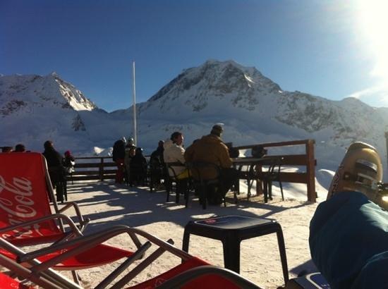 La Creche Restaurant d'Altitude : les vacances!!! les vrai avec la Créche!!