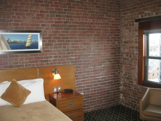 Harborside Inn: room 803
