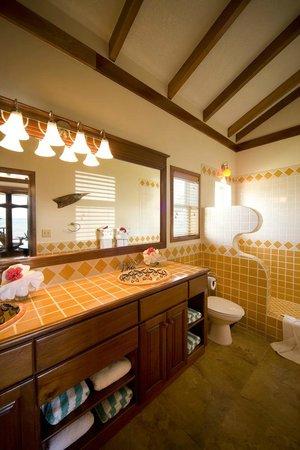 Hopkins Bay Resort: Bath