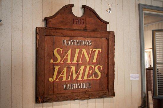 St. James Distillery & Rum Museum: St. James