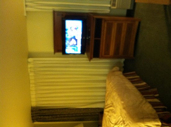 Staybridge Suites Madison East: Flat screen