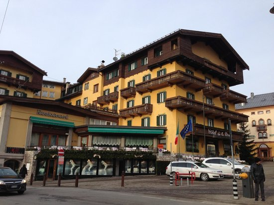 De la Poste:                   The hotel
