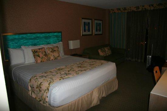 Aqua Palms Waikiki: Zimmer