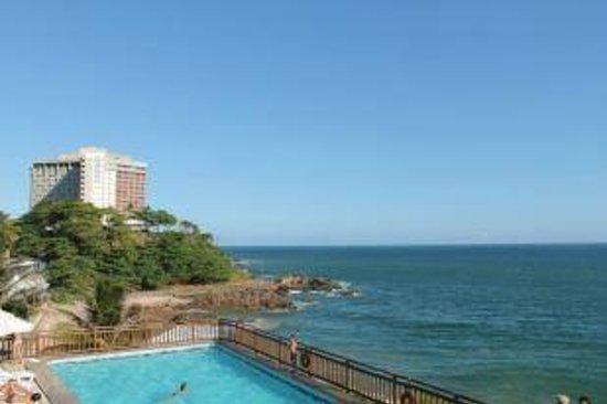 Vila Gale Salvador:                   Vista do restaurante