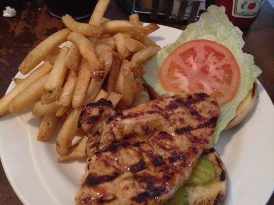 Hollywood Cafe: CK Sandwich