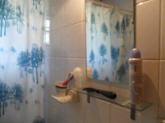 Residencial Sissus: baño