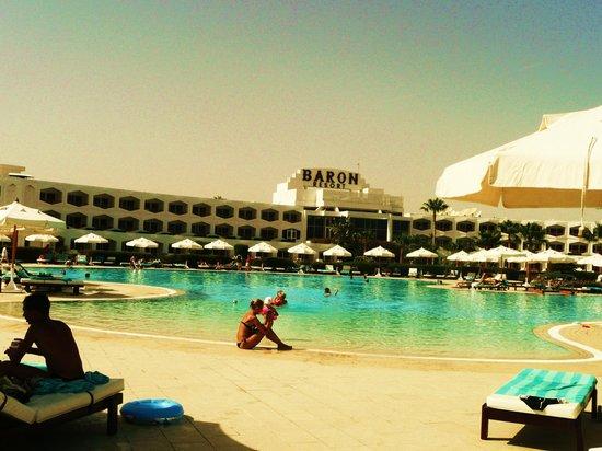 Baron Resort Sharm El Sheikh:                   Pool