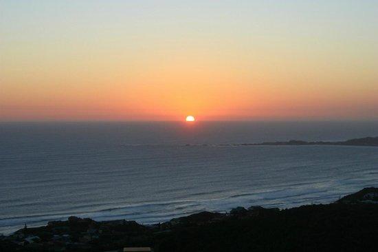 Boddls Club House :                   Sonnenuntergang
