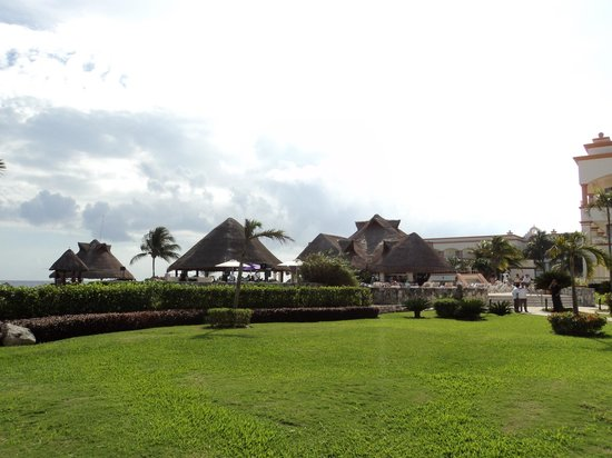 Heaven at the Hard Rock Hotel Riviera Maya:                   Grounds