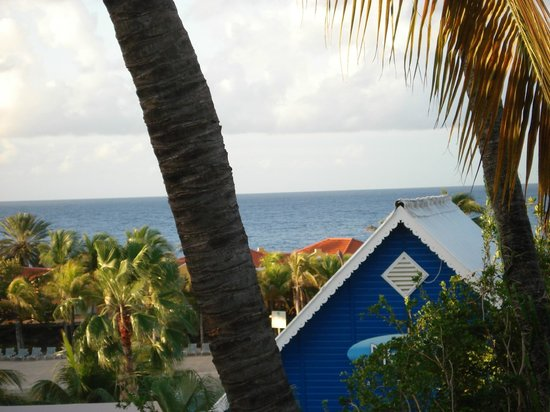 Lions Dive & Beach Resort Curacao:                                     View from our room