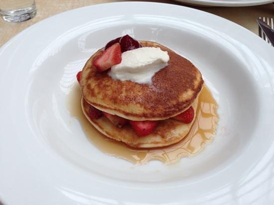 Jam Packed:                   pancakes