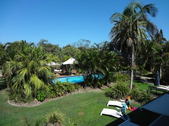 The Hideaway Cabarita Beach:                   Large refreshing pool