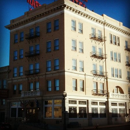 Mizpah Hotel:                   The Mizpah is the real deal