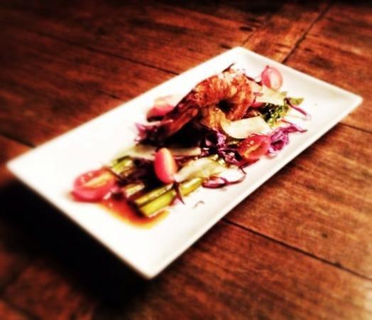 Tantra Restaurant :                   prawns