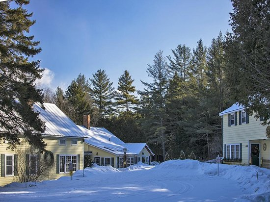 Tucker Hill Inn in Winter