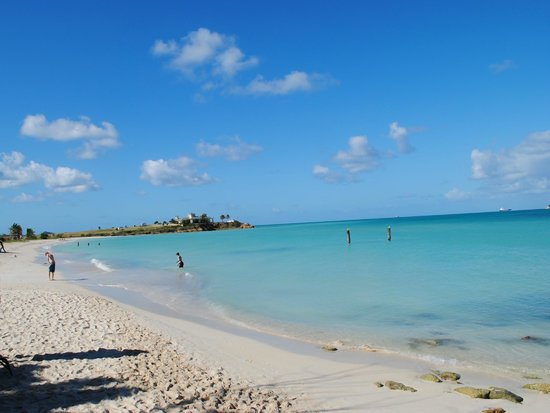 Antigua Village: spiaggia