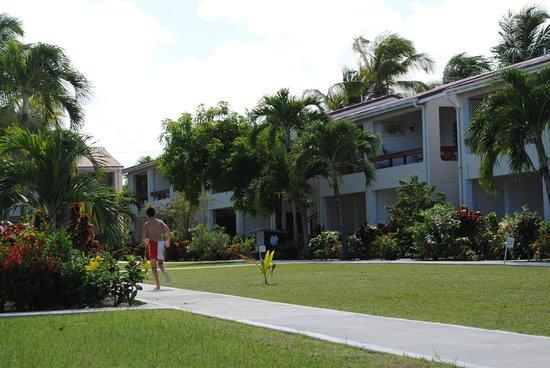 Antigua Village: alloggi 