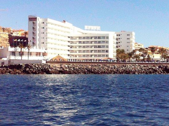 Sunwing Arguineguin Seafront:                   Hotel