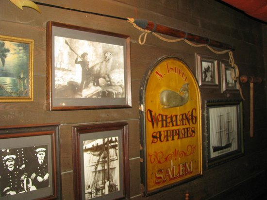 Inside The Whaling Company