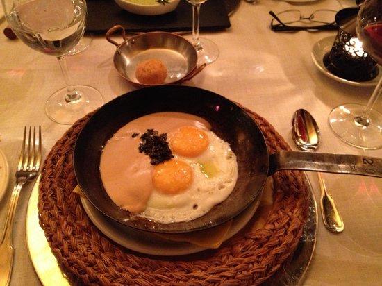 Viridiana:                   Huevos de corral