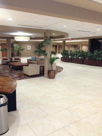 Sheraton Chapel Hill Hotel: hotel lobby