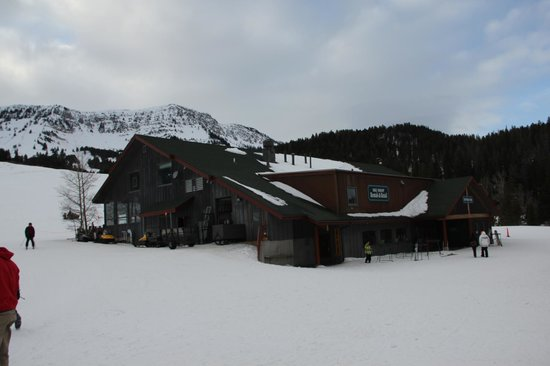 Bridger Bowl: Jim Bridger Lodge