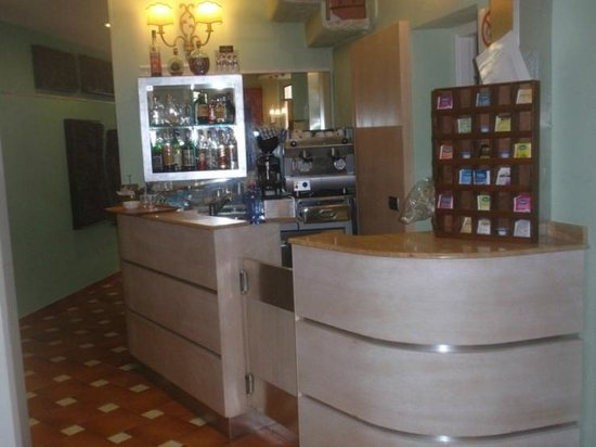 Borgovico Hotel:                   bar