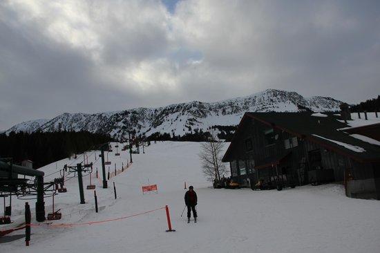 Bridger Bowl: Ski Lift