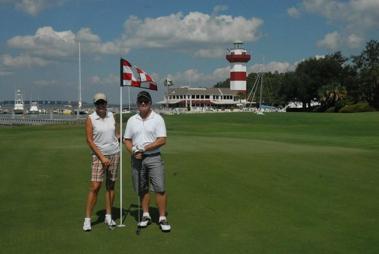 Sea Pines Resort:                   Harbourtown Golf Course