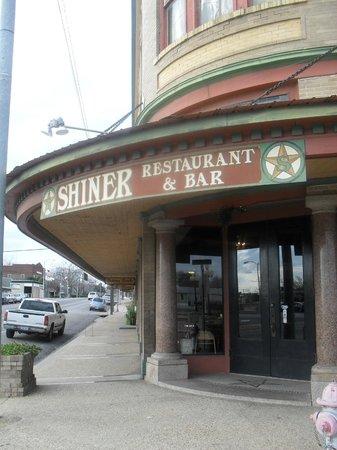 Shiner Restaurant Bar Menu Prices Reviews Tripadvisor