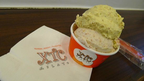 XTC on Ice Gelato