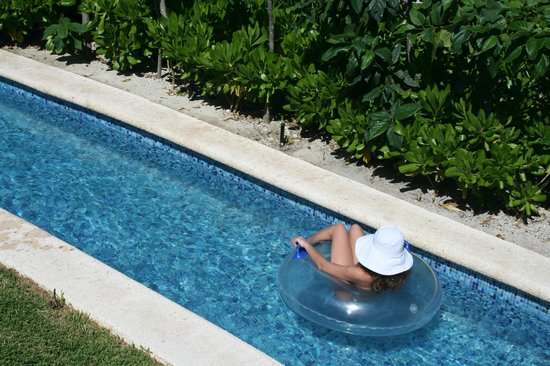 Grand Sirenis Riviera Maya Resort & Spa:                   Lazy river