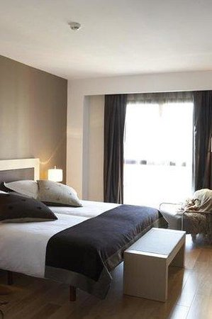 Hotel Villa Emilia: Guest Room