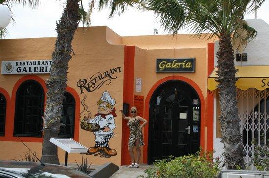 Restaurant Galeria