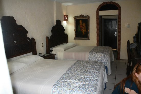 Playa Los Arcos Hotel Beach Resort & Spa :                   beds