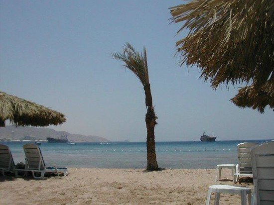 InterContinental Aqaba Resort: Beach