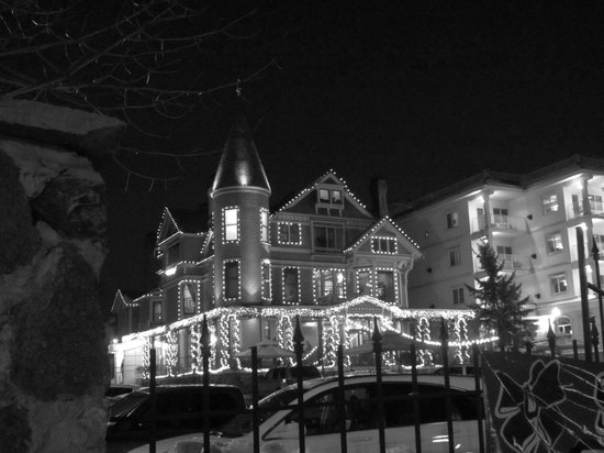 Baker House Hotel:                   The Baker House