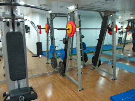 Imperial Palace Boutique Hotel: Gym