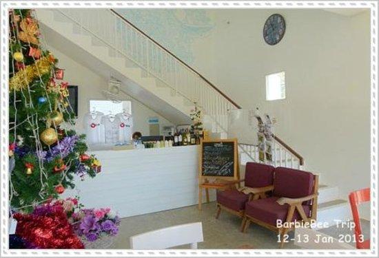 Aristo Chic Resort and Farm :                   Lobby